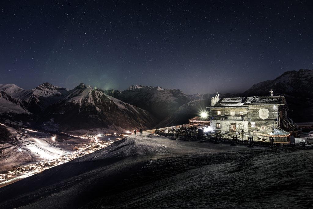 Rifugio Camanel di Planon – Mottolino Ski area