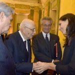 Brindisi Ferrari al summit milanese dei capi di stato europei e asiatici