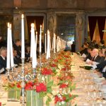 Ferrari Trentodoc for 56 European and Asian heads of state at Asem Summit