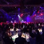 A Ferrari toast opens the gala evening of Oxfam Italy