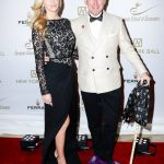 Le celebrities brindano Ferrari al New York Ball