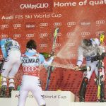 The Ski World Cup will toast with Ferrari for 3 Tre competition at Madonna di Campiglio