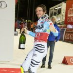 La Coppa del Mondo di sci brinda Ferrari in occasione della 3 Tre a Madonna di Campiglio