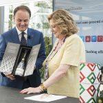 Ferrari celebra il ritorno a Expo con la Riserva Orgoglio Italia