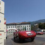 """Si brinda con Ferrari alla 30ma edizione della rievocazione  della storica corsa """"Stella Alpina"""""""