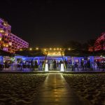 Ushuaïa in Ibiza raises a toast with Ferrari to celebrate its fifth anniversary