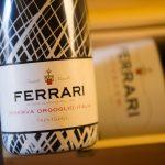 Ferrari Trentodoc sparkling wines at the Venice Film Festival with Vanity Fair