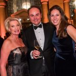"""Ferrari Winery receives the """"European Winery of the Year"""" award at the Wine Star Awards in New York"""