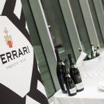 Bollicine Ferrari agli eventi della BAA-Bocconi Alumni Association