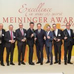 "La Famiglia Lunelli premiata come ""Wine Family of the Year"" al Meininger Award ""Excellence in Wine & Spirit"""