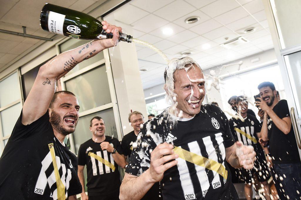 Juventus - Campione d'Italia 2015-2016