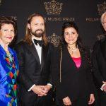 An Italian success by Cecilia Bartoli at the Polar Music Prize gets celebrated with Ferrari bubbles