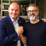 Le Cantine Ferrari sostengono il RefettoRio Gastromotiva  realizzato da Massimo Bottura e David Hertz a Rio per le Olimpiadi 2016