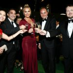 Ferrari Sparkles, Stars Shine at the 68th Annual Emmy® Awards