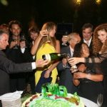 All?Ischia Global  Film Fest Matt Dillon e tante altre star bevono Ferrari