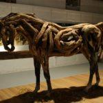 Ferrari dona questo cavallo ad Arte Sella