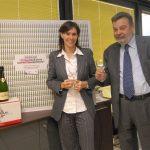 Consegnati i premi, 2.000 bottiglie di Ferrari in tutto, ai vincitori del Titolo e della Copertina dell'Anno