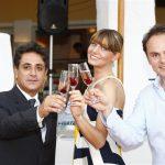Una serata di ordinaria mondanità a Porto Cervo con l?inaugurazione del Ferrari spazio bollicine