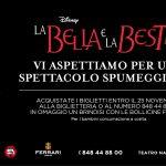 """Ferrari brinda a """"La Bella e la Bestia"""""""