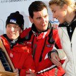 Grandi chef in cucina e sugli sci in compagnia di Ferrari e Segnana