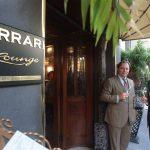 Grande serata al Ferrari Spazio bollicine Gran Caffè La Caffettiera di Napoli