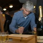 Damon Hill says ?This is the first time I sign for Ferrari?
