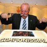 E? alle Cantine Ferrari che i pallavolisti trentini hanno festeggiato la vittoria in Champions League