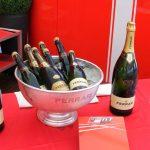A tutto Ferrari lo stand Ducati al Gran Premio del Mugello