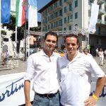 A Cortina, con le bollicine Ferrari un torneo di golf molto frizzante