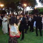Ferrari bubbles in Montecarlo with Prince Albert at the Bal de l?Eté