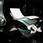 Ferrari at the Salone del Mobile in Milan with Versace, Boffi, Dada- Molteni and Elle Decor