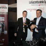 Ferrari at the Salone del Mobile in Milan with Versace, Boffi, Dada- Molteni and Elle Decor