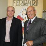 Don Sciortino, direttore di Famiglia Cristiana, ospite di Ferrari Incontri
