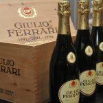 Giulio Ferrari 1992, 1993, 1994, tre capolavori assieme in uno scrigno destinato ai migliori ristoranti