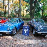 Brindisi soltanto con Ferrari al Maserati Day in Giappone