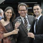 Perlé Zen, un inedito cocktail Ferrari nato dall?estro del Campione del Mondo dei Sommelier