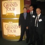 Wine Spectator's Grand Tour 2011: Giulio Ferrari is the only Italian sparkling wine invited
