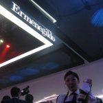 Festeggiati con bollicine Ferrari a Pechino i 20 anni in Cina del gruppo Ermenegildo Zegna