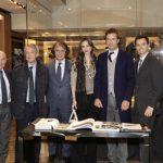 Un trionfo di bollicine Ferrari, vini Lunelli e della Tenuta Castelbuono a ?Vendemmia 2011? in Montenapoleone