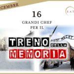 S?inizia con il Perlé la cena benefica di Eataly Torino con la quale si finanzierà il ?Treno della Memoria?