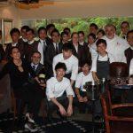 Festeggiato con Ferrari il primo ristorante italiano tristellato fuori dall?Italia: è l?8 ½ Bombana a Hong Kong