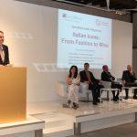 Matteo Lunelli chiamato a parlare di ?Italian Icons: from Fashion to Wine? a OperaWine, nell?incontro tra Wine Spectator, Vinitaly e Altagamma
