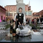Sailing and bubbles in Venice for the Cooking Cup 2011