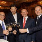 Il Giulio Ferrari apre la cena dei fuoriclasse per festeggiare i trent?anni delle Soste