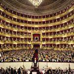 Ferrari Perlé toasts in memory of Cardinal Martini at the La Scala Theater