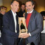 C?è anche il commissario degli azzurri di calcio Cesare Prandelli tra i grandi amici del Ferrari