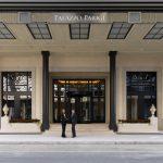 A Palazzo Parigi, un albergo che più esclusivo non si può è tutto un trionfo delle etichette di casa Ferrari