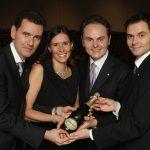 Ferrari Riserva Lunelli, the best sparkling wine of Italy according to the Espresso Guide