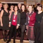 Camilla Lunelli e le bollicine Ferrari al 25° compleanno delle Donne del Vino