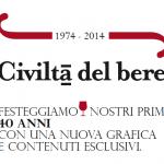 Ferrari Perlé per festeggiare Civiltà del Bere che compie 40 anni e si presenta ancora più bella
